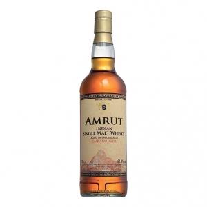 "Indian Single Malt Whisky ""Cask Strength"" - Amrut (0.7l)"