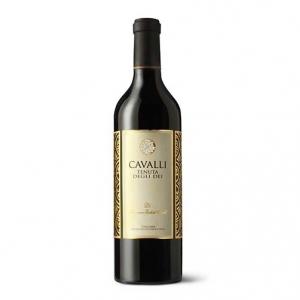 """Toscana Rosso IGT """"Cavalli"""" 2012 - Tenuta degli Dei, Tommaso e Roberto Cavalli"""