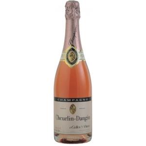 Champagne Brut Rosé - Cheurlin·Dangin