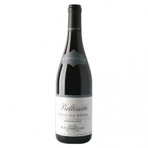 """Côtes du Rhône Rouge """"Belleruche"""" 2015 - Chapoutier"""