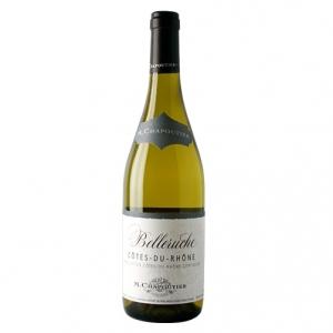 """Côtes du Rhône Blanc """"Belleruche"""" 2016 - Chapoutier"""