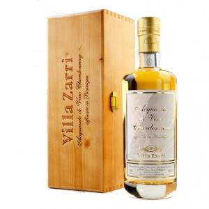Acquavite di Vino Chardonnay affinata in barrique - Villa Zarri