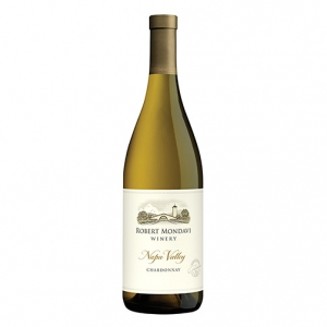 Napa Valley Chardonnay 2013 - Robert Mondavi (cassetta di legno)
