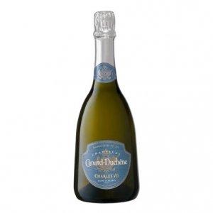 "Champagne Brut Blanc de Blancs ""Grande Cuvée des Lys Charles VII"" - Canard Duchêne"