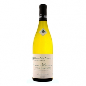 Chassagne Montrachet Les Chenevottes 1er Cru 2014 - Domaine Marc Morey & Fils