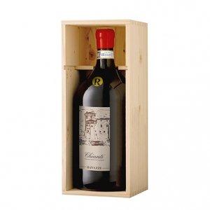 Chianti DOCG 2015 Jéroboam - Ravazzi (cassetta di legno)