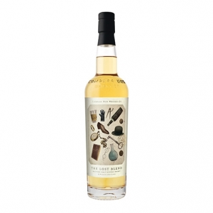 "Blended Malt Scotch Whisky ""The Lost Blend"" - Compass Box Whisky Company"