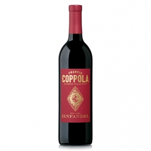 "California Zinfandel ""Diamond Collection Red Label"" 2015 - Francis Ford Coppola Winery"