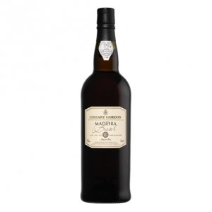 Madeira Bual 10 Y.O. Medium Rich - Cossart Gordon