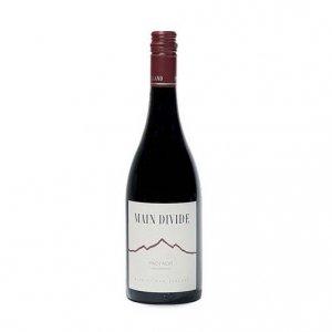 New Zealand Canterbury Pinot Noir 2012 - Main Divide