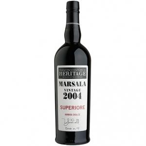 "Marsala Superiore Ambra Dolce DOC ""Vintage"" 2004 - Heritage, Francesco Intorcia"