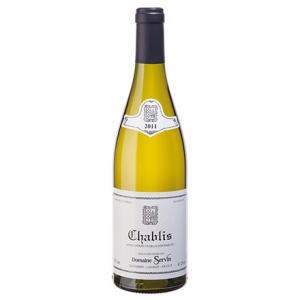Chablis 2015 - Domaine Servin