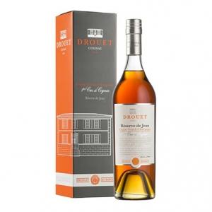 """Cognac Napoléon Grande Champagne 1er Cru """"Réserve de Jean"""" - Drouet (0.7l)"""