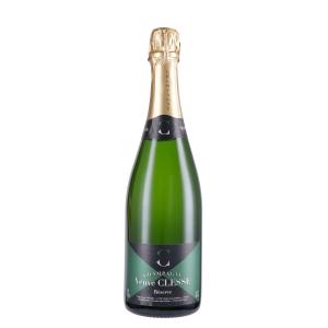"""Champagne Brut """"Réserve"""" - Veuve Clesse, J. Charpentier"""