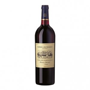 "South Africa Western Cape Red ""Baron Edmond"" 2012 - Rupert & Rothschild Vignerons"