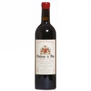 Bordeaux Côtes de Francs AOC Château Le Puy Rouge 2012 - Château Le Puy