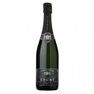"""Champagne Brut Blanc de Blancs Grand Cru """"Encry Grande Cuvée"""" - Vue Blanche Estelle"""