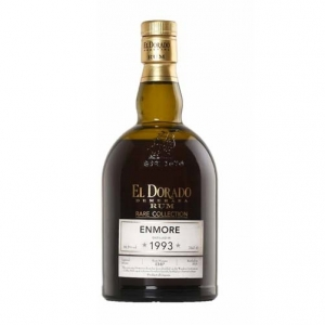 "Demerara Rum ""Rare Collection Enmore"" 1993 - El Dorado (0.7l)"