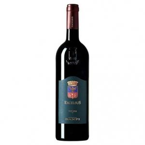 "Toscana Rosso IGT ""Excelsus"" 2013 - Castello Banfi"