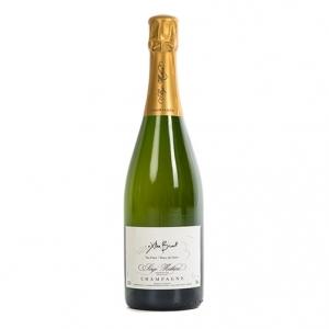 Champagne Extra Brut Cuvée - Serge Mathieu