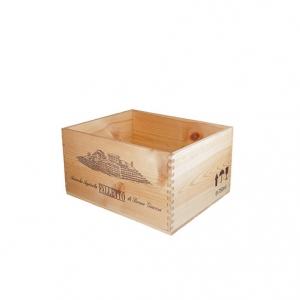 Cassetta legno Barbaresco Asili - Giacosa
