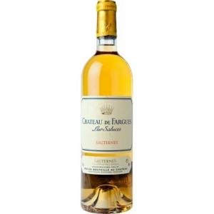 """Sauternes """"Lur Saluces"""" 2005 - Château de Fargues"""