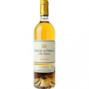 """Sauternes """"Lur Saluces"""" 2010 - Château de Fargues"""