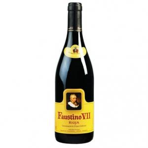 "Rioja Tinto ""Faustino VII"" 2014 - Bodegas Faustino"