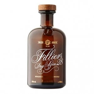 "Dry Gin ""28"" - Filliers"