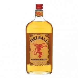 Whisky Fireball Cinnamon - Sazerac (0.5l)
