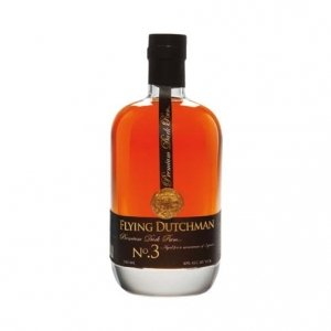 "Rum Aged Dark Premium ""Flying Dutchman N°.3"" - Zuidam (0.7l)"