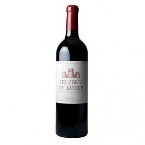 """Pauillac """"Les Forts de Latour"""" 2010 - Château Latour"""