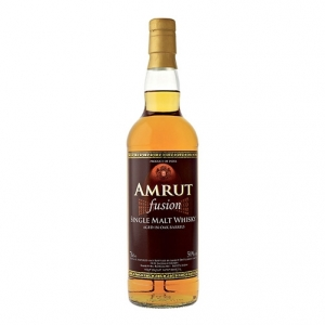 "Single Malt Whisky ""Fusion"" - Amrut (0.7l)"