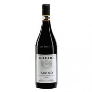 Barolo Gabutti DOCG 2012 Magnum - Sordo