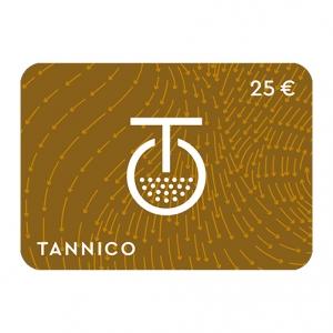 Tannico Gift Card 25 euro