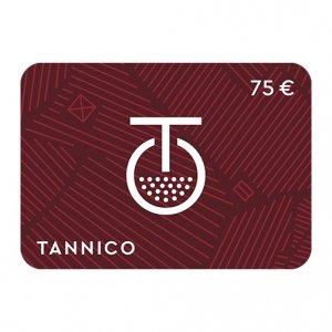 Tannico Gift Card 75 euro