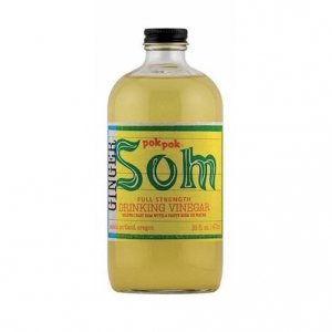 """Drinking Vinegar """"Ginger"""" - Pok Pok Som"""