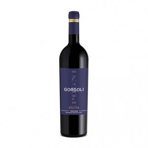 "Toscana Rosso IGT ""Gorgoli"" 2012 - Fattoria Pogni"