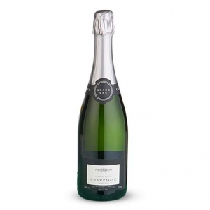 Champagne Brut Blanc de Blancs Grand Cru 2007 - M. Hostomme