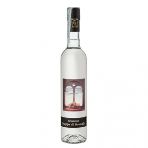 Grappa di Brunello - Scopone (0.5l)