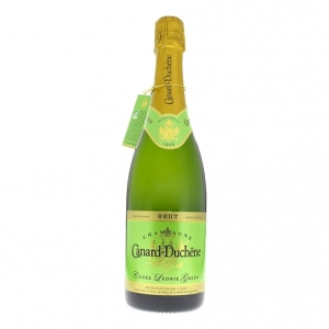 "Champagne Brut ""Cuvée Léonie Green"" - Canard Duchêne"