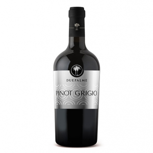 Salento Pinot Grigio IGP 2017 - Due Palme