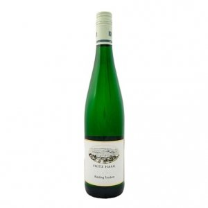 Mosel Riesling Trocken QbA 2015 - Fritz Haag (tappo a vite)
