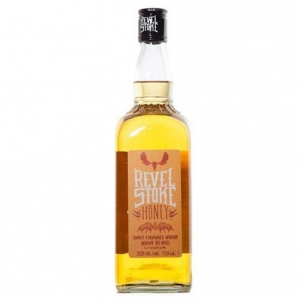 """Honey Flavored Whisky """"Revel Stoke"""" - Phillips Distilling Company"""