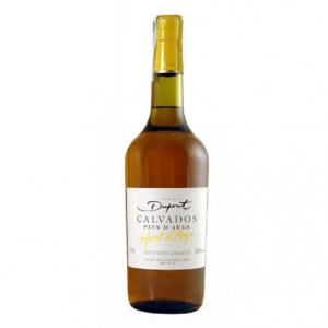 """Calvados Pays d'Auge """"Hors d'Age"""" - Domaine Dupont (0.7l)"""
