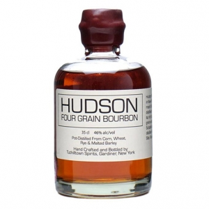 Hudson Four Grain Bourbon Whiskey - Tuthilltown Spirits (0.35l)