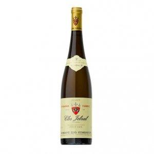 Alsace Pinot Gris Clos Jebsal Vendange Tardive 2005 - Zind-Humbrecht (0.375l)