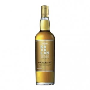 "Single Malt Whisky ""ex-Bourbon Oak"" - Kavalan Distillery (0.7l)"