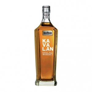 Single Malt Whisky - Kavalan Distillery (0.7l)