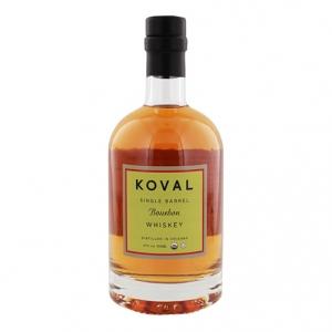 Bourbon Whiskey Single Barrel - Koval